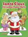 Santa Claus Christmas Paper Dolls