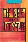 The Bible As/in Literature (Points of Departure)