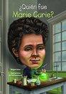 Quin fue Marie Curie