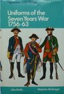 Uniforms of the Seven Years War 1756-1763 in Color