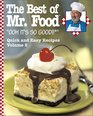 The Best of Mr. Food: Quick and Easy Recipes (Best of Mr. Food)