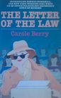 The Letter of the Law (Bonnie Indermill, Bk 1)