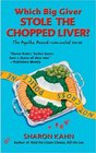 Which Big Giver Stole the Chopped Liver? (Ruby, the Rabbi's Wife, Bk 5)