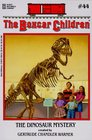 The Dinosaur Mystery  (Boxcar Children, Bk 44)