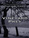 Vineyard Prey A Martha's Vineyard Mystery