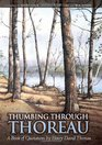 Thumbing Through Thoreau A Book of Quotations by Henry David Thoreau