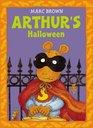 Arthur's Halloween Book  CD