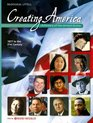 Creating America A History Of The United States 1877 To The 21st Century