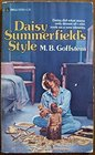 Daisy Summerfield's Style