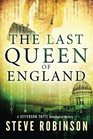 The Last Queen of England (Jefferson Tayte, Bk 3)