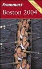 Frommer's Boston 2004