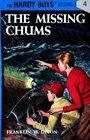 The Missing Chums (Hardy Boys, Bk 4)