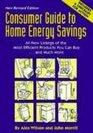 Consumer Guide to Home Energy Savings