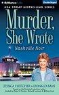 Murder She Wrote Nashville Noir