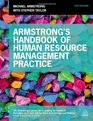 Armstrong's Handbook of Human Resource Management Practice Building Sustainable Organizational Performance Improvement