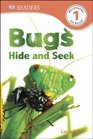 DK Readers L1 Bugs Hide and Seek