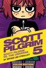 Scott Pilgrim Color Hardcover Volume 5 Scott Pilgrim Vs The Universe