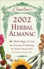 2002 Herbal Almanac (Llewellyn's Herbal Almanac)
