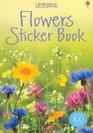 Flowers Sticker Book