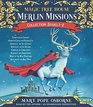Merlin Mission Collection Books 1-8 Christmas in Camelot Haunted Castle on Hallows Eve Summer of the Sea Serpent Winter of the Ice Wizard  more  Merlin Mission