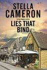 Lies that Bind A Cotswold murder mystery