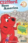 Scholastic Reader Level 1 Clifford Sees America