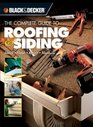 Complete Guide to Roofing  Siding Install Finish Repair Maintain