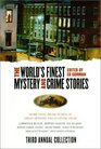 The World's Finest Mystery and Crime Stories Third Annual Collection