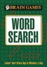 Brain Games Word Search