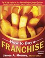 How to Buy a Franchise (Sphinx Legal)
