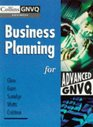 Business Planning for Advanced GNVQ