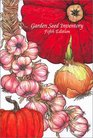 Garden Seed Inventory An Inventory of Seed Catalogs Listing All NonHybrid Vegetable Seeds Available in the United States and Canada