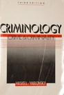 Criminology   Crime and Criminality