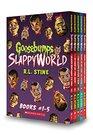 Goosebumps SlappyWorld Box Set Books 1-5