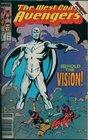 Avengers West Coast: Vision Quest TPB