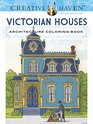 Creative Haven Victorian Houses Architecture Coloring Book