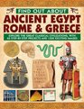 Find Out About Ancient Egypt Rome  Greece Explore the Great Classical Civilizations With 60 Step-by-Step Projects and 1500 Exciting Images