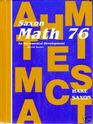 Math 76