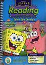 Leap Pad, Salty Sea Stories, Spongebob