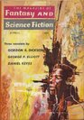 The Magazine of Fantasy and Science Fiction April 1960