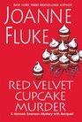 Red Velvet Cupcake Murder (Hannah Swensen, Bk 17)