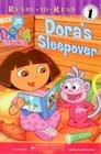 Dora's Sleepover (Ready to Read Level 1)