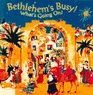 Bethlehem's Busy What's Going On/Cut Out Book