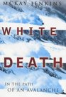 WHITE DEATH IN THE PATH OF AN AVALANCHE
