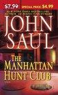 The Manhattan Hunt Club  A Novel