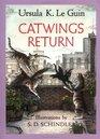 Catwings Return (Mini Book)