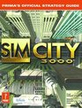 SimCity 3000 Prima's Official Strategy Guide