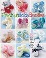Crochet Precious Baby Booties