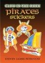 GlowintheDark Pirates Stickers