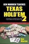 Ken Warren Teaches Texas Hold'em Volume 2